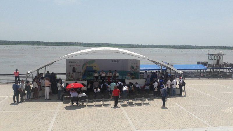En el Gran Malecón del Río será la fiesta del libro en Barranquilla