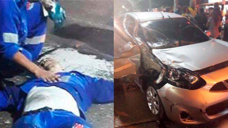 Fallece operario de Aseo Técnico, víctima de accidente de tránsito