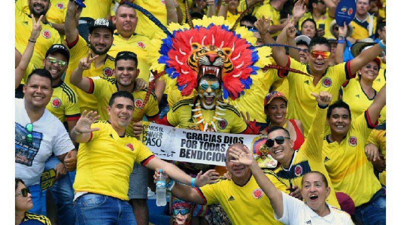 Más de 11 mil colombianos han salido del país para acompañar a Selección en Rusia
