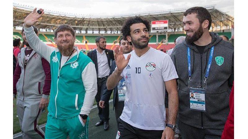 Mohamed Salah volvió a entrenar con Egipto