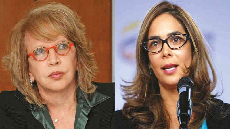 Procuraduría citó a juicio disciplinario a las exministras Cecilia Álvarez y Gina Parody