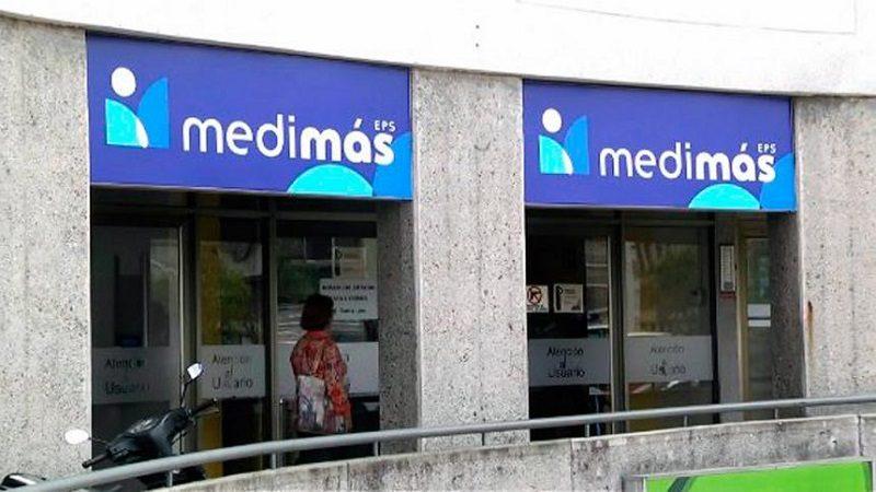 Sin soportes legales, Medimás realizó giros anticipados a proveedores por $718 mil millones
