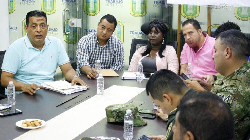 Soledad está en guardia para comicios de segunda vuelta presidencial