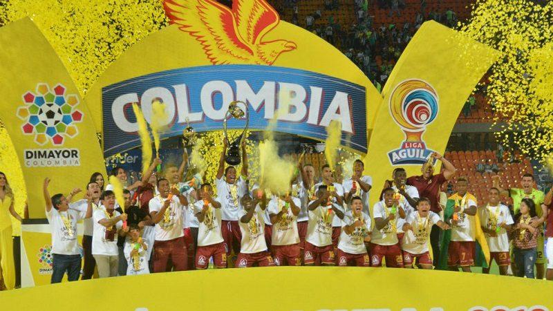 Tolima, campeón de la Liga, tras vencer al Nacional desde el punto penal