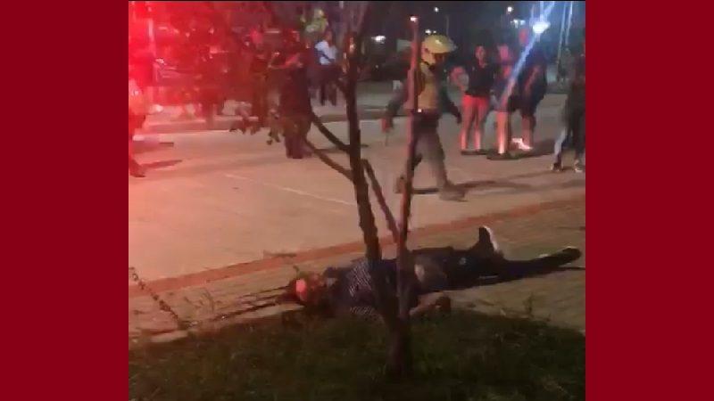Un venezolano muerto y otras dos personas heridas deja balacera cerca al Buenavista