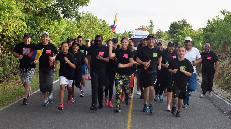 Alcaldía de Galapa conmemorará la Independencia de Colombia con carrera Tricolor Run 8K 2018
