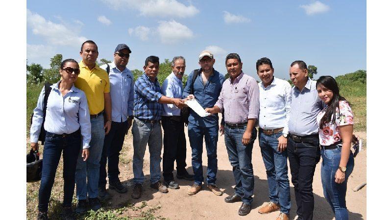 Alcaldía de Malambo entrega lote para construir Megacolegio en el municipio