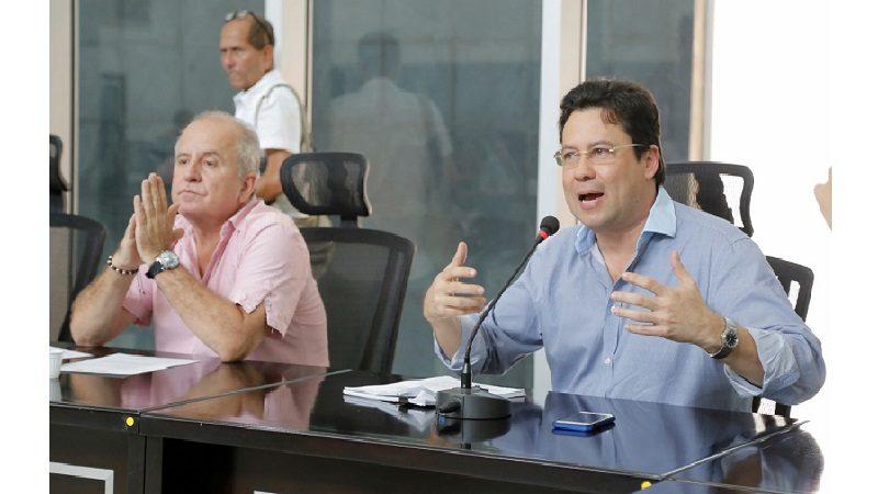Asamblea del Atlántico conformó comisión accidental para analizar crisis en salud