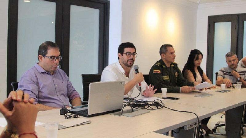 Autoridades definen medidas de protección para líderes comunales de Barranquilla