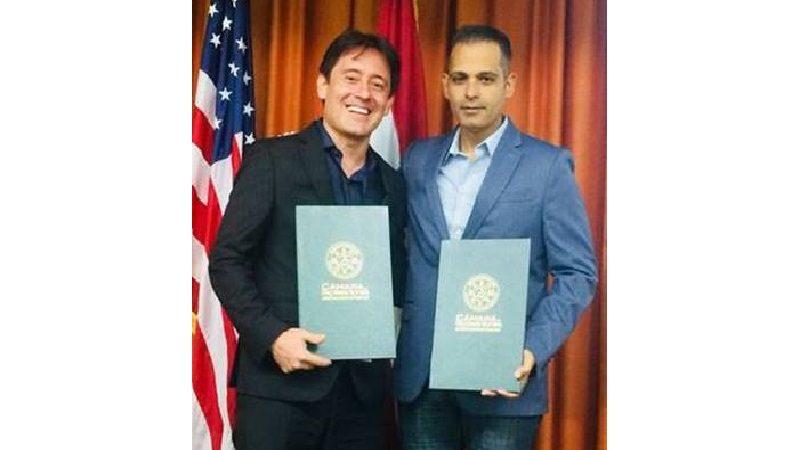 Cámara de Representantes de Puerto Rico entrega certificado internacional a profesor CUC, por sus aportes