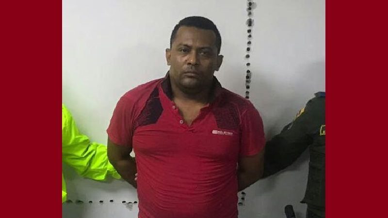 Cae alias 'El Ojón' en el barrio El Ferry, integrante de la banda de Digno Palomino