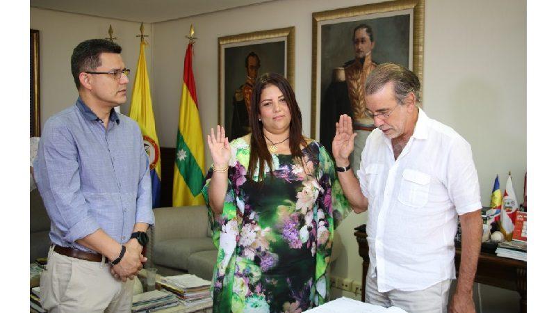 Claudia Patricia Jiménez, nueva gerente del Hospital Juan Domínguez Romero de Soledad