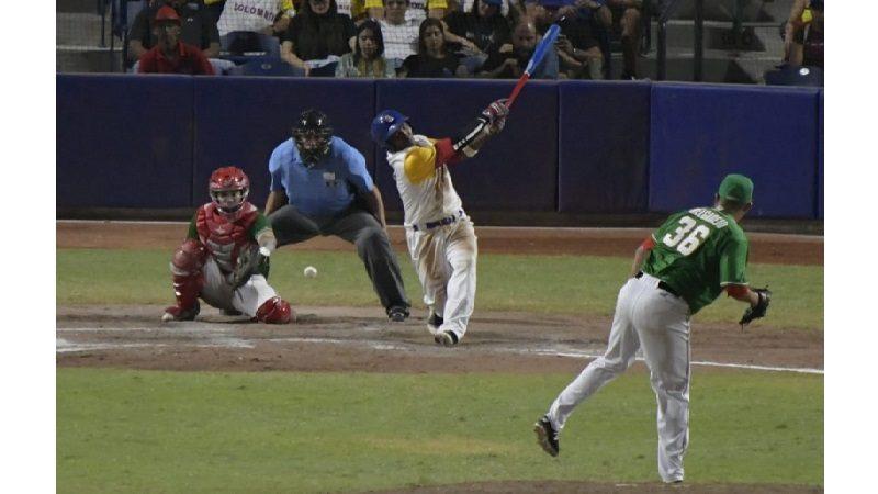 Colombia continuó con su paso victorioso