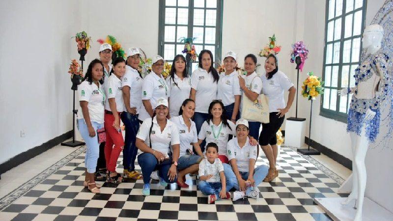 Culminó, con éxito, ciclo de madres líderes en el Distrito
