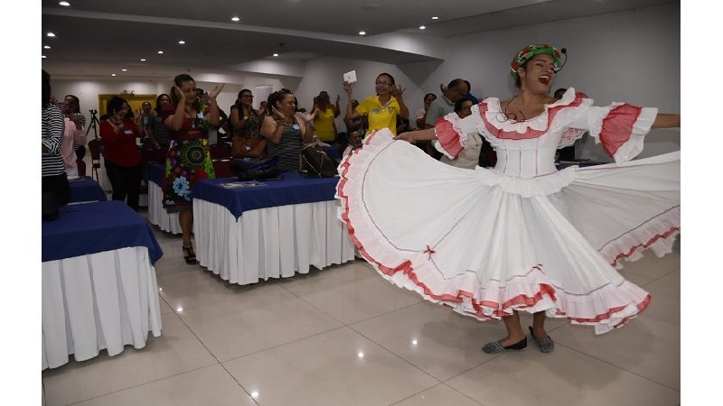 Docentes distritales listos para el tercer 'Viaje del Carnaval'