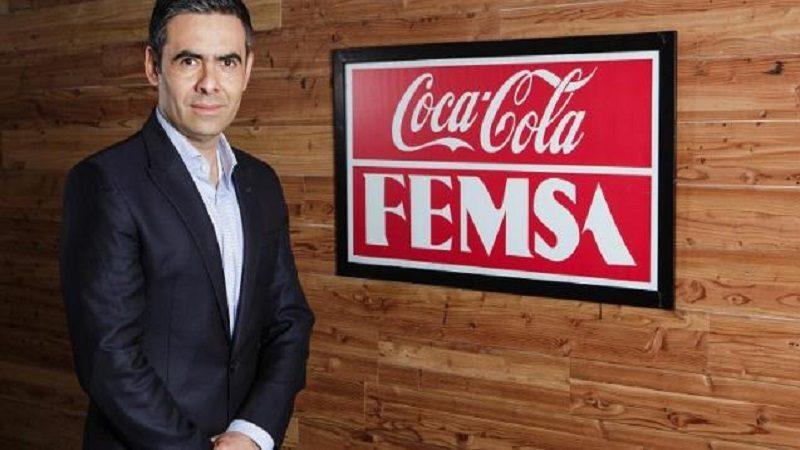 Eduardo Pereyra es el nuevo presidente de Coca-Cola FEMSA para Colombia
