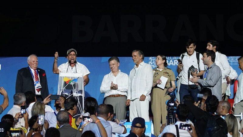 Elogios de la prensa extranjera a la inauguración