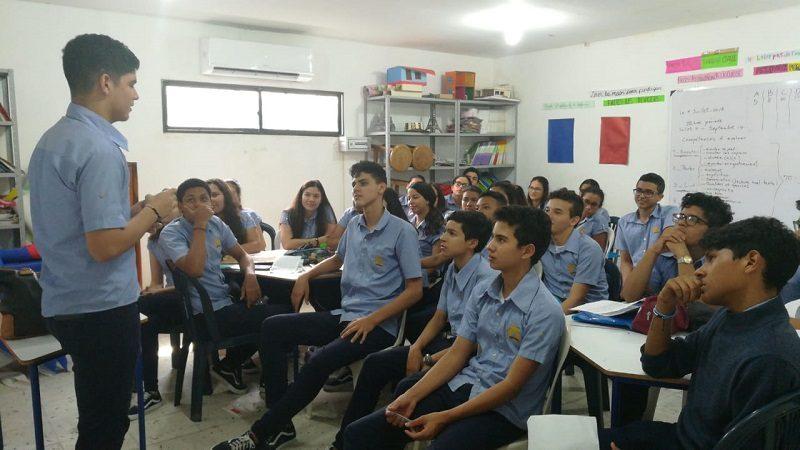 Estudiantes del Distrito participarán en experiencias académicas en Irán y Tokio ok