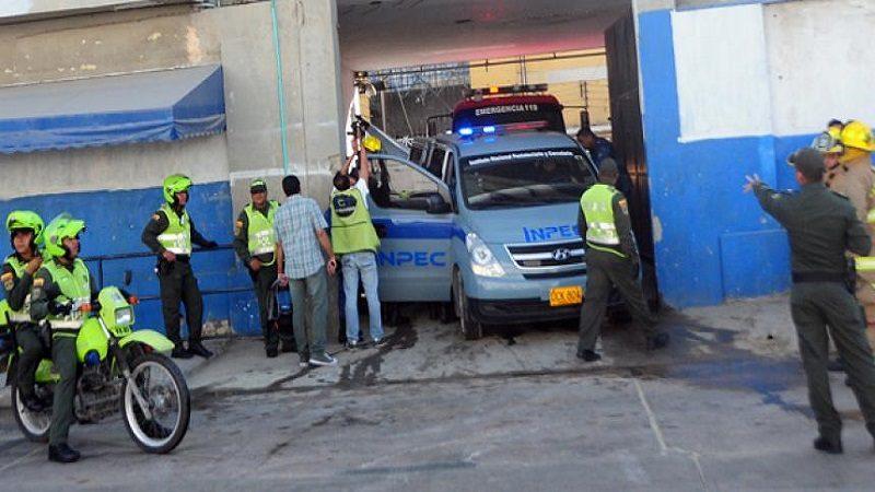 Interno se habría ahorcado en la cárcel Modelo de Barranquilla