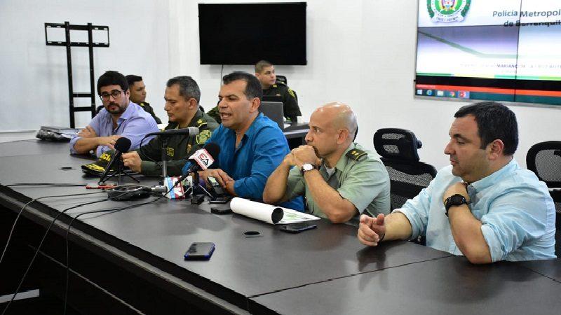 Listas las medidas de control y seguridad para Juegos Centroamericanos y del Caribe 2018 2