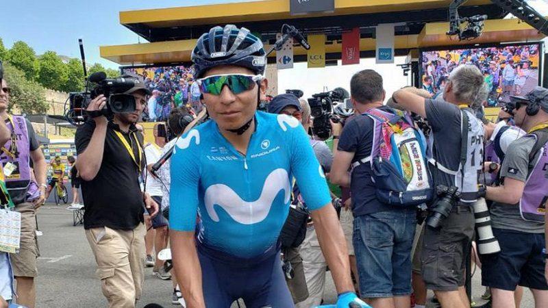 Nairo ganó la etapa 17 y le descontó 53 segundos a Thomas