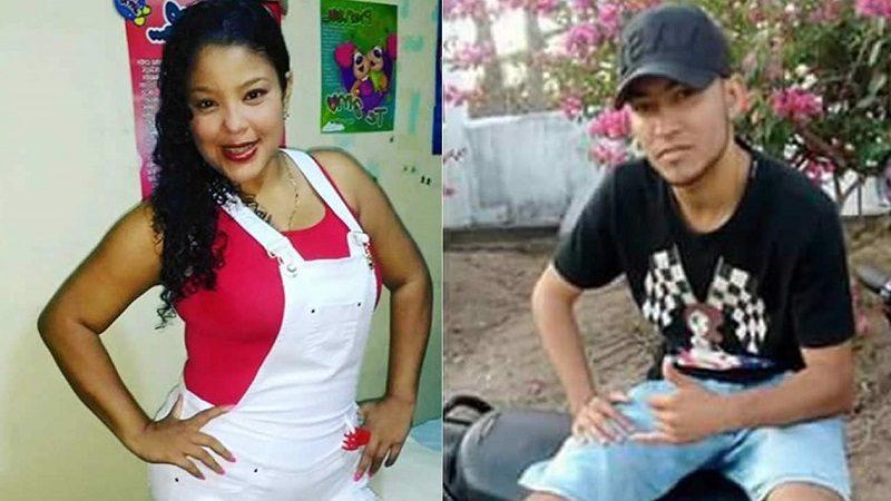 Sicarios en moto asesinan a pareja en estadero de Sabanalarga