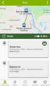 Transmetro lanza la aplicación Q'Ruta para que usuarios planifiquen mejor sus viajes 2