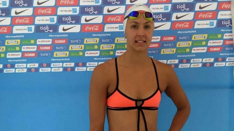 colombiana Arcila impone el primer récord