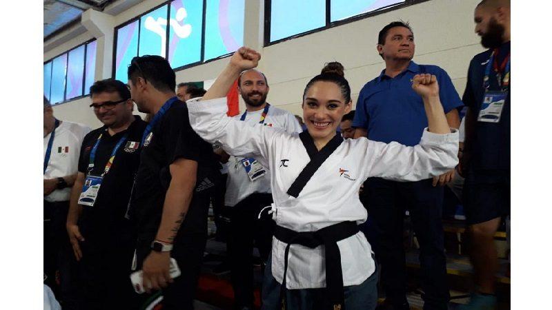 mexicana Rodríguez se quedó primera medalla de oro dada en Barranquilla
