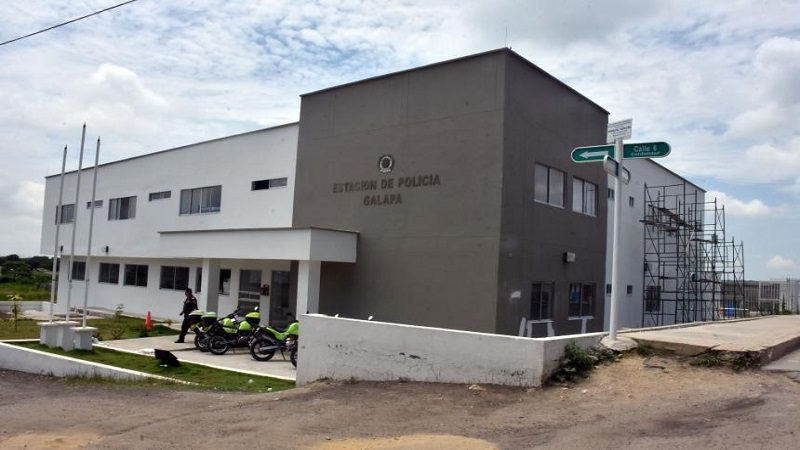 Advierten sobre supuesto plan para atacar estación de Policía de Galapa