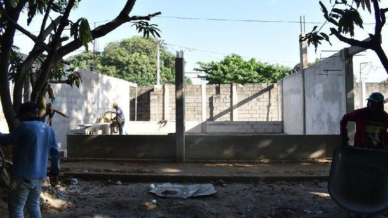 Alcaldía de Malambo invierte 2.803 millones en aulas y adecuaciones locativas de colegios públicos