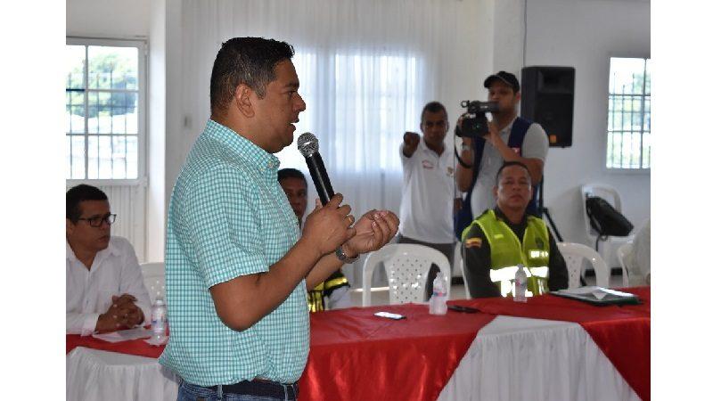 Alcalde de Malambo pide intervención integral urgente para fortalecer seguridad