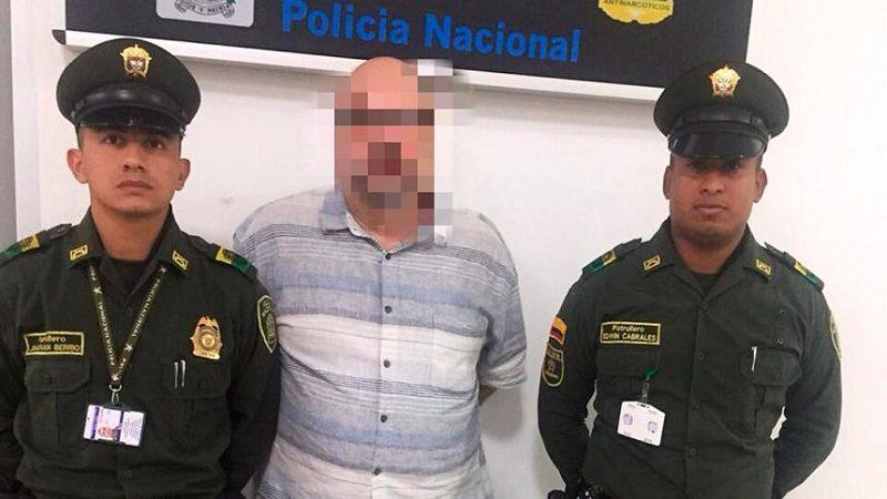 Capturan a extranjero con 932 gramos de coca en aeropuerto de Cartagena