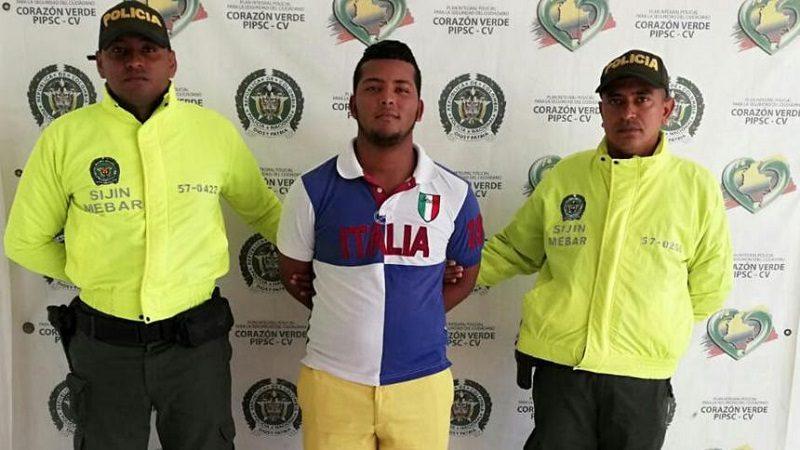 Capturan a hombre que atacó con pico de botella a su expareja en Soledad