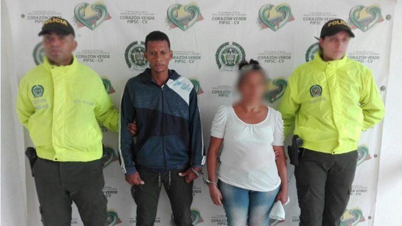 Capturan a mujer en Siete de Abril por supuesta prostitución de su hija