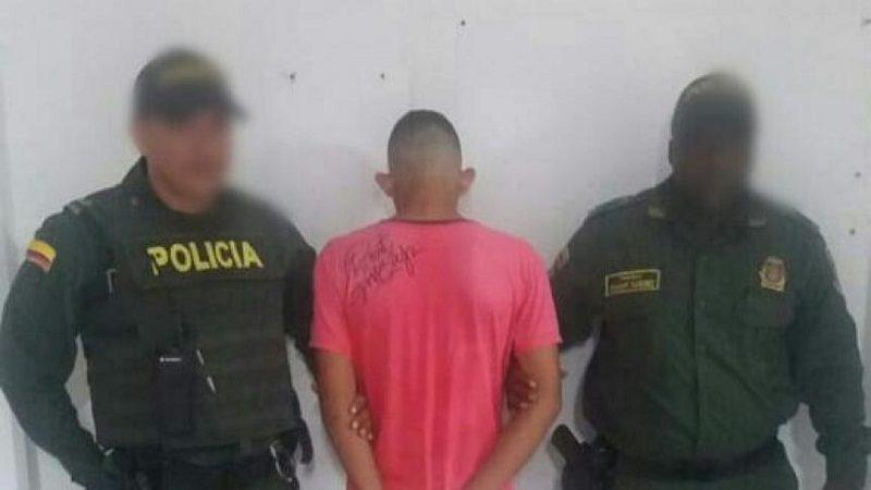 Cayó 'Orejitas', sindicado de asesinar a prima de Teófilo Gutierrez