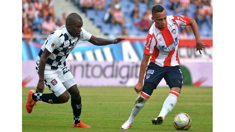 Con error 'tonto' de Viera Junior cayó 2-1 frente a Chicó