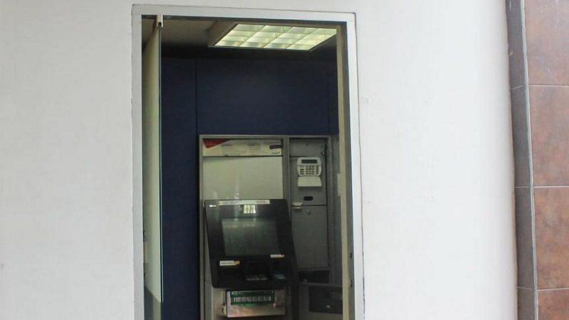 Delincuentes violentan cajero de Bancolombia en el barrio Cevillar