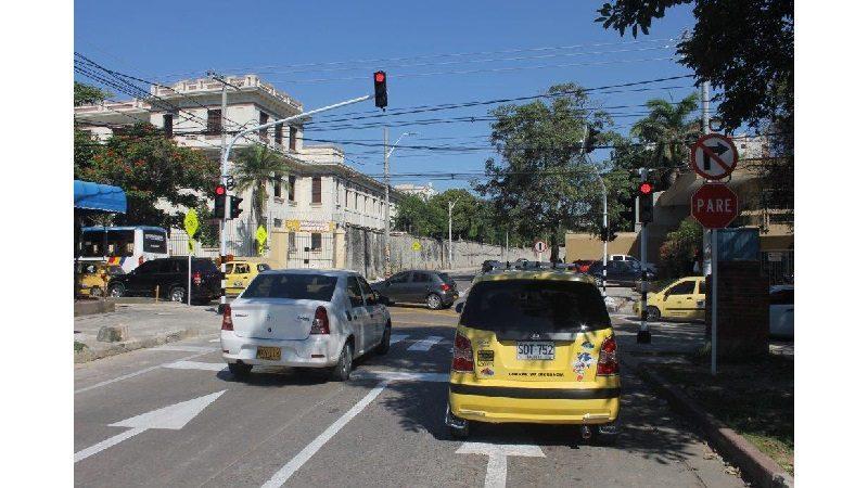 Desde este miércoles 22 de agosto, dos nuevos semáforos en el norte de Barranquilla