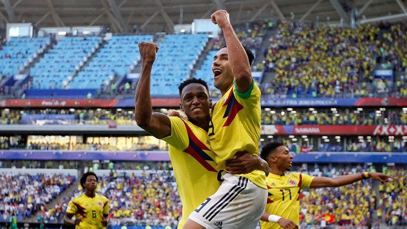 Durante el Mundial de Rusia colombianos apostaron $185 mil millones