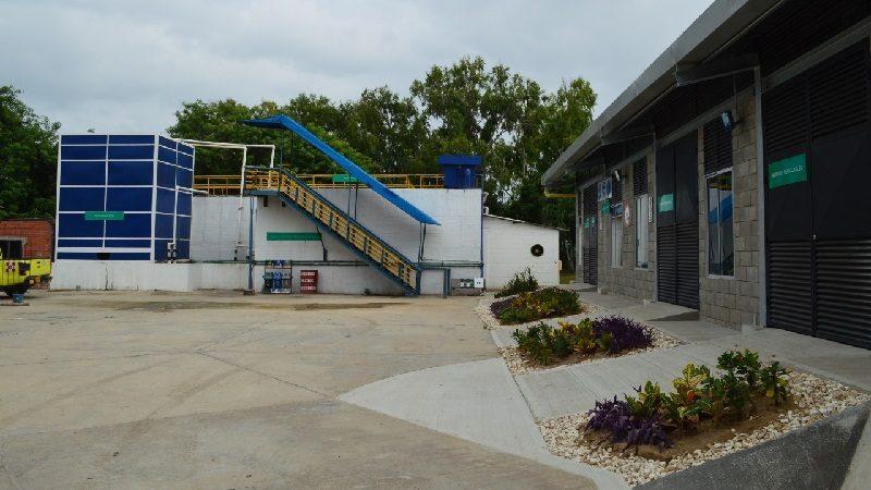 El Aeropuerto Ernesto Cortissoz estrena Centro de Acopio Integral de Residuos Sólidos