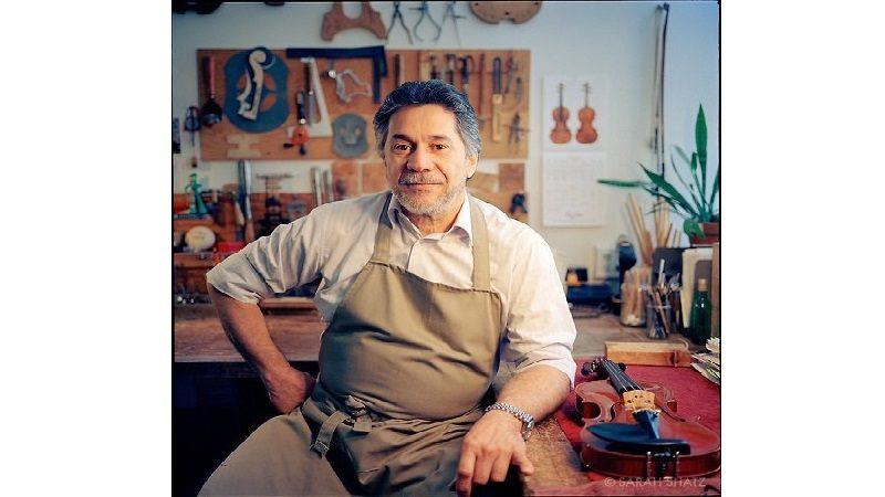 El mejor luthier del mundo volverá a casa para ser homenajeado por el Distrito
