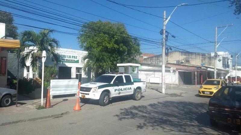 Joven se habría suicidado al interior del CAI, en el barrio La Paz