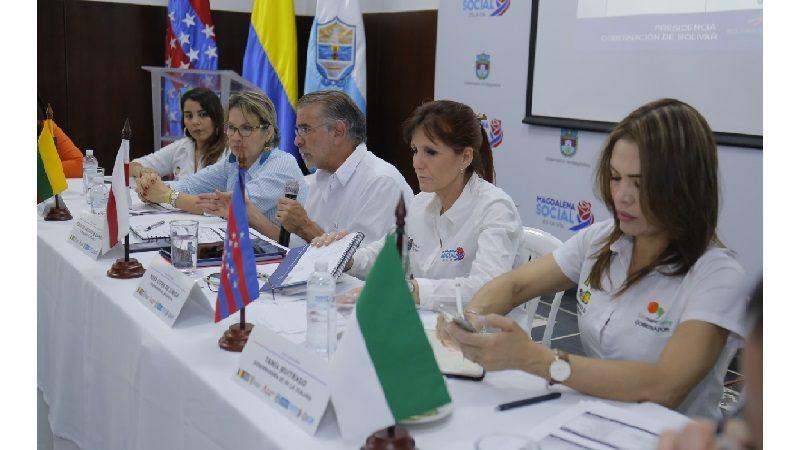 OCAD regional aprobó ampliación de planta de tratamiento de agua Baranoa-Polonuevo