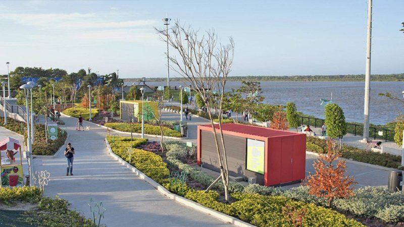 Visión de una planeación de Barranquilla de cara al río es acertada