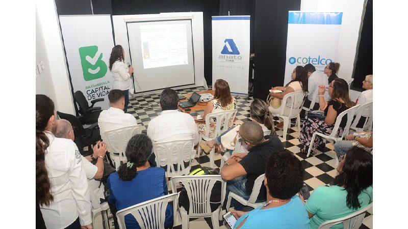 Barranquilla, comprometida con la formalización de los servicios turísticos