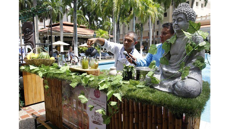 Del 27 al 30 de septiembre llega Expodrinks, en Puerta de Oro, Centro de Eventos del Caribe