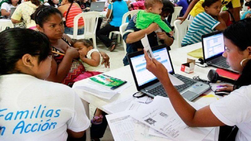 Desde el lunes 17 de septiembre, más de 40 mil familias del Distrito reciben pago de Más Familias en Acción
