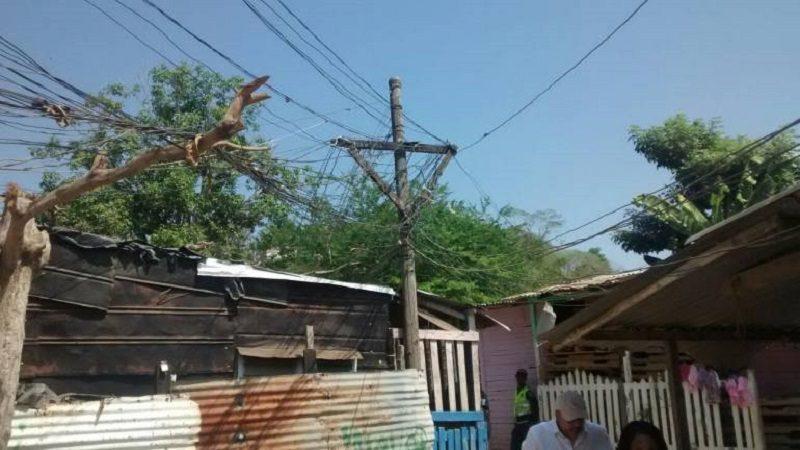 Electricaribe y Alcaldía de Malambo realizarán mejoras en redes de barrios subnormales