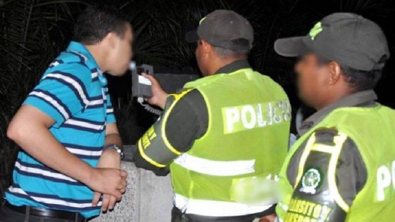 En lo que va de 2018, autoridades han retenido 4.258 licencias de conducción, por embriaguez